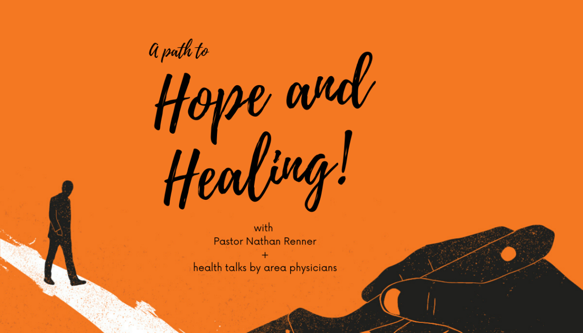6:30 Hope and Healing Series